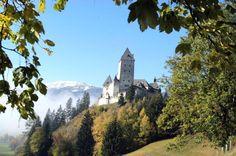 """Unternberg (Salzburgerland) - Castle / Schloss / Château """"Moosham"""""""