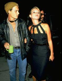 Cultura Inquieta - Regreso a los 90: Johnny Depp y Kate Moss