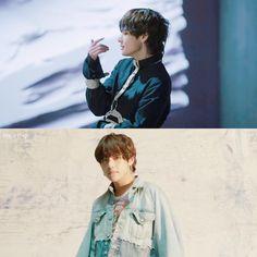 : 180518 [cap] BTS 'FAKE LOVE' Official MV — #bangtanboys #bts #army #bangtan #kimtaehyung #taehyung #v #뷔 #방탄소년단 #태형 #김태형