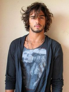 This Man, Men'S Haircuts, Marlonteixeira, Brazilian Models, Hairs ...