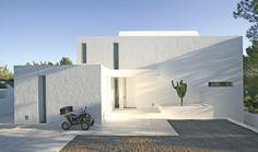Fotografía, casa Ibiza