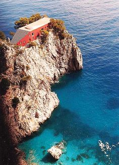 Casa Malaparte en Capri
