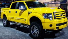 2014 Ford F-150 Tonka Edition