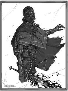 Sir Vilhelm,DSIII персонажи,Dark Souls 3,Dark Souls,фэндомы,dokomon