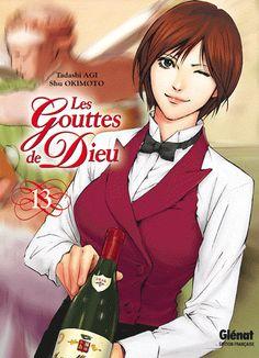 Les Gouttes de Dieu est un manga sur le vin écrit par Tadashi Agi et dessiné par Shu Okimoto.