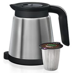Keurig Coffee At Kohl S Brew A Pot Of Using Your New Brewing System With Help From This Stainless Steel Thermal Carafe Available