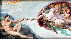CREACIÓN DE ADAN MIGUEL ANGEL
