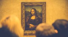 "A charcoal sketch of a nude woman found at a museum outside Paris could have been a preparatory work for Leonardo da Vinci's Mona Lisa masterpiece and could be ""at. Johannes Vermeer, Louvre Museum, Art Museum, Mona Lisa, Der Tod Des Marat, Michelangelo, Rembrandt, Caravaggio, Hieronymus Bosch"