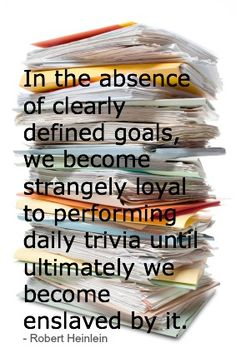 Are you setting goals that mean something?