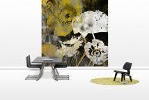 Vintage Floral - Fototapeter - Photowall