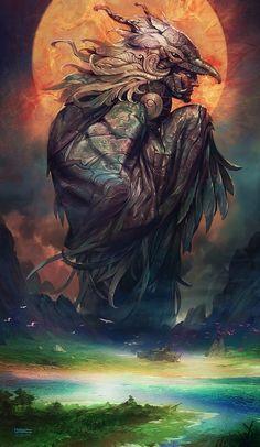 Concept Art by Halil Ural