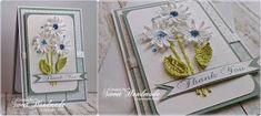 Thank you Card - Sweet Handmade design