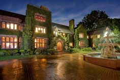 Bel-Air Tudor Estate that belonged to Dean Martin and more recently Nicolas Cage...would take Cage with this one.