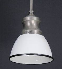 pwvintagelighting.com Reproduction - Small Reflector Shade