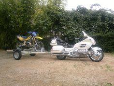 1800 et 360 WR ,quan on a la moto dans la peau