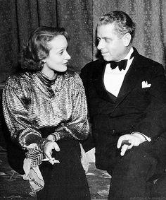 Marlene and Max Reinhardt, 1930's #rare