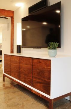 EWF Modern Overlook Interior Design Project