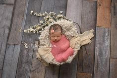 www.stefaniepolitiphotography.com  newborn photography, newborn photographer, NJ newborn photographer, Hunterdon County newborn photographer, newborn baby girl, flowers, spring
