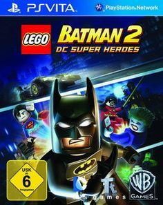 LEGO Batman 2: DC Super Heroes für PS Vita
