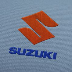 Suzuki logo 1 embroidery design for instant download.  #EmbroideryDesign, #EmbroideryDownload, #EmbroideryMachine, #Embroiderylogos, #EmbroideryCarLogo, #EmbroideryMotor, #EmbroideryAutomobile