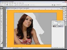 How To Use The Background Eraser Tool and more In Photoshop