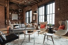 Un loft à St Louis - PLANETE DECO a homes world