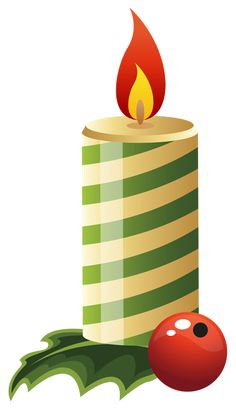 christmas candles transparent png clip art rh pinterest co uk christmas candlelight clipart christmas candle clip art free