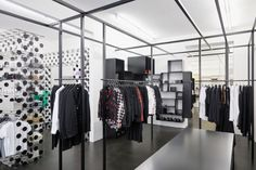 COMME des GARCONS store renewal by Rei Kawakubo, Berlin – Germany » Retail Design Blog