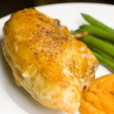 A fave of ours - Honey Curried Roasted Chicken and Vegetables Allrecipes.com