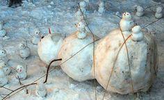 Peeping tom snowman   Snowman, Funny snowman, Snow fun  Snowman Too Much Snow