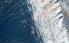 Layers and Fractures in Ophir Chasma Mars