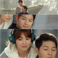 Ep 15  #descendants of the sun #song joong ki #song hye gyo