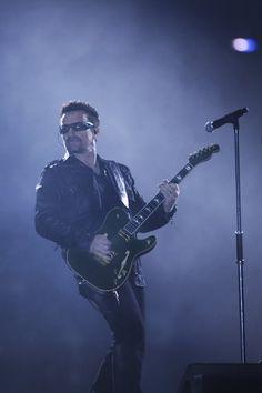 Bono in Moncton