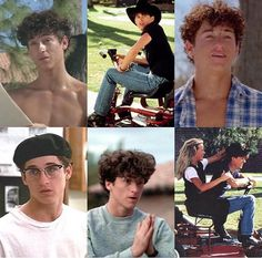 Ronald Miller can't buy me love. Boy do I love 80s movies #1980s #patrickdempsey
