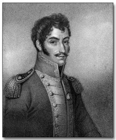 Simon Bolivar (1783 - 1830) was a Venezuelan military and political leader who was instrumental in helping Latin American countries achieve independence from the Spanish Empire.