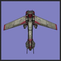 Star Wars - Low Altitude Assault Transport Carrier Ver.2 Free Paper Model Download