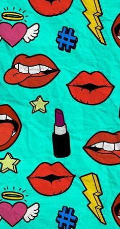 Wallpaper Colorido