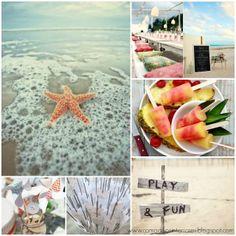 La fiesta del verano. Una despedida en la playa