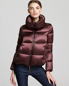 Women's Moncler Vos Jacket Black cheap online | Ski Trip | Pinterest | Moncler, Brown and Black