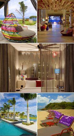 W Retreat & Spa, Vieques Island, Puerto Rico - Wonderfelle World