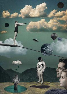 ©Beppe Conti - Collage