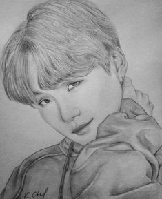 Kpop Drawings, Art Drawings Sketches, Pencil Drawings, Look Wallpaper, Bts Wallpaper, Lineart Anime, Film Disney, Draw On Photos, Wall Photos