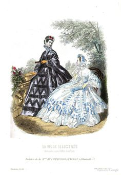 1863 Jun La Mode illustrée