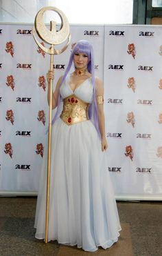My Athena cosplay from @animexpo :)
