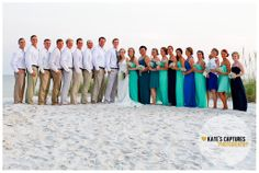 Navarre Beach Wedding | Kate's Captures Photography 2013