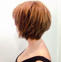60 Cool Short Hairstyles & New Short Hair Trends! Latest Short Hairstyles, Layered Bob Hairstyles, Short Bob Haircuts, Hairstyles Haircuts, Popular Hairstyles, Textured Hairstyles, Hair Styles 2016, Short Hair Styles, Styles Courts