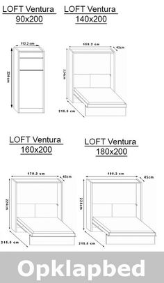 Compact Furniture, Folding Furniture, Living Furniture, Home Office Furniture, Day Bed Frame, Fold Up Beds, Murphy Bed Desk, Hideaway Bed, Hidden Bed