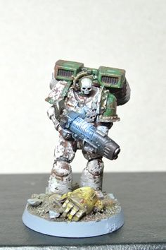 Death Guard Conversion 40k Space Undead Warhammer Chaos Raptor