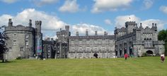 Kilkenny castle: Principal seat of the Butler dynasty. Find out more at www.irelandcalling.ie