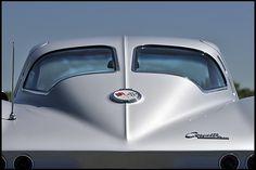 1963 Chevrolet Corvette Split Window Coupe 327/340 HP